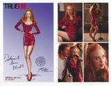 Deborah Ann Woll - Costume Card for 'True Blood' S05E01