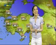 Çağla Yaralı World Travel Channel Hava Durumu 08/06/11