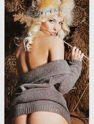 Вероника Коноплева, фото 6. Veronika Konoplyova - Playboy Russia - Jan 2011, photo 6