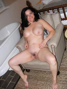 Big natural tit milf