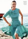 Jennifer Connelly In 2007 November Vogue Magazine