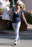 Catherine Oxenberg Shopping at Theodore in Malibu, September 17