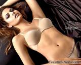 Eva Mendes in Bra and Underwear for Calvin Klein Ads