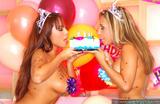 Кристин Мендоза, фото 197. Christine Mendoza & Pam Rodriguez-B'day Girls, foto 197